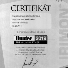 2019 - Hunter - Premium partner