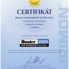 2019 - Hunter - TOP Premium partner